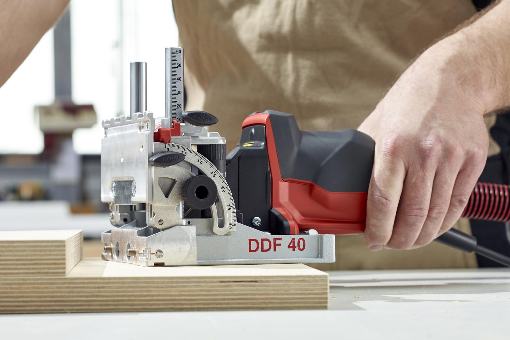 MAFELL Dvojitá kolíkovačka DDF40