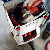 MAFELL Vysavač S 25 M držák T-MAX na vysavač