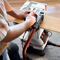 MAFELL Vysavač S 25 M držák T-MAX na vysavač lze použít i jako podložka